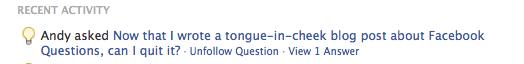 facebook questions nmeta