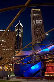Chicago / Pritzker Pavillion / Click for more from giantgingko