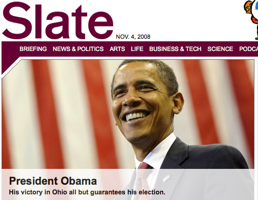barack obama wins president