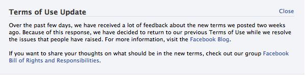 facebook trust us