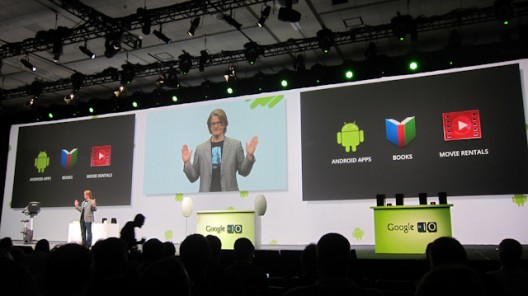 Google Engineering Director Chris Yerga introduces movie rentals on the Android Marketplace